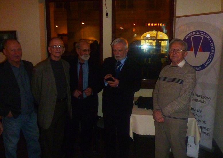 Spotkanie Instruktorów Żeglarswa WOZŻ 27.02.2015