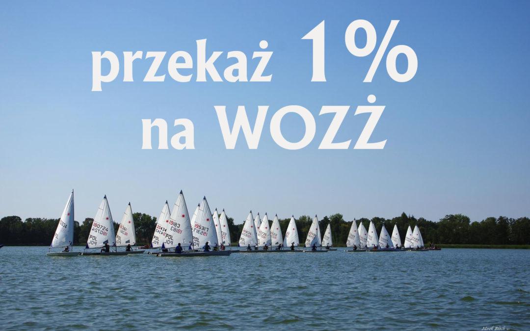 Przekaż 1% podatku na rozwój kultury żeglarskiej