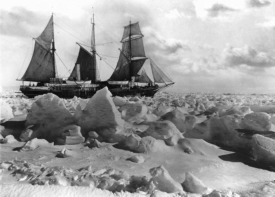 Wyprawa na Antarktydę w Kinie Wodna