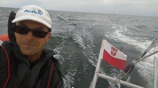 Spotkania żeglarskie: Witold Małecki