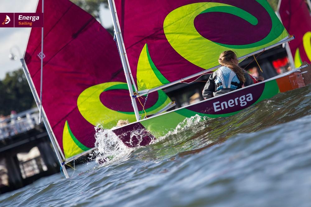 Sprawozdanie ENERGA SAILING 2014