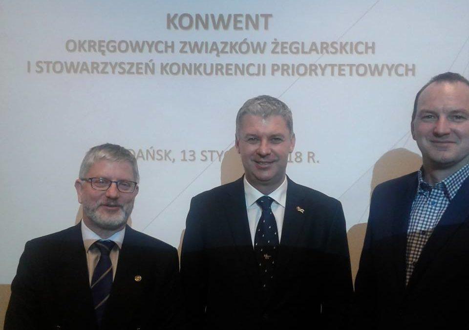 Żeglarski szczyt w Gdańsku