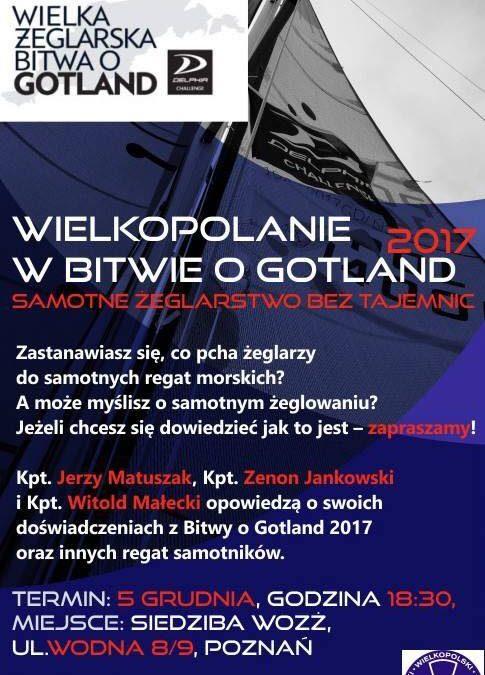 Wielkopolanie w Bitwie o Gotland