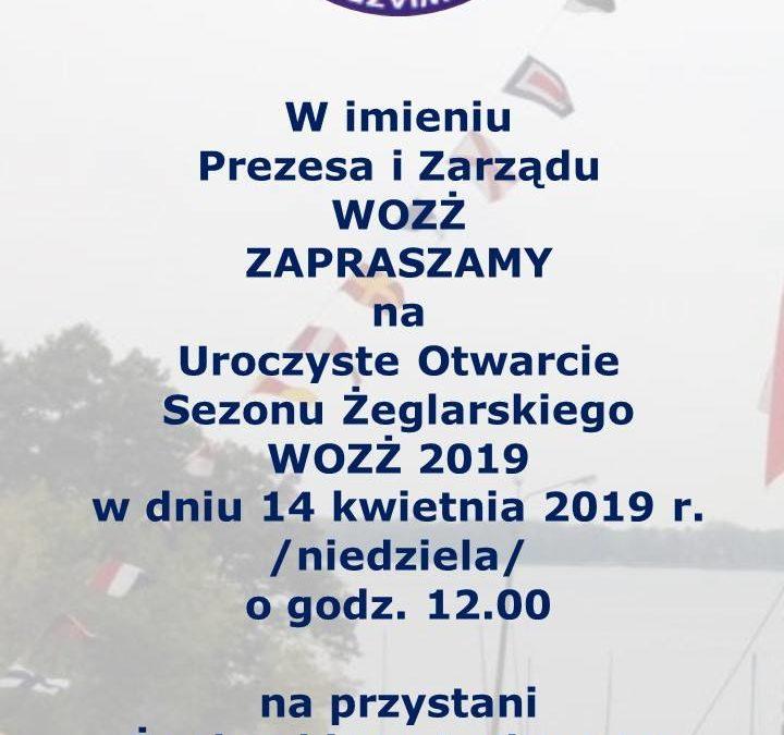 Otwarcie sezonu żeglarskiego 2019