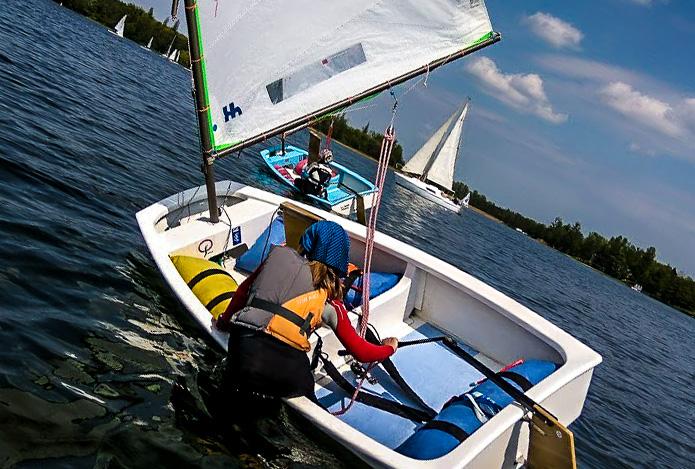 Komunikat dotyczący terminu Międzywojewódzkich Mistrzostw Młodzików w żeglarstwie 2019 w klasie Optimist