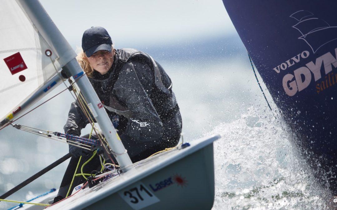 Maria Prus-Głowacka – I miejsce Laser 4.7 kobiet na VGSD!