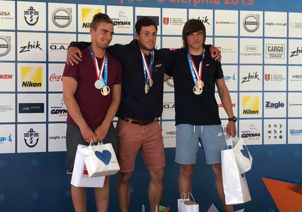 Brązowy medal dla Tomka Misiaka w Mistrzostwach Polski w sprintach!