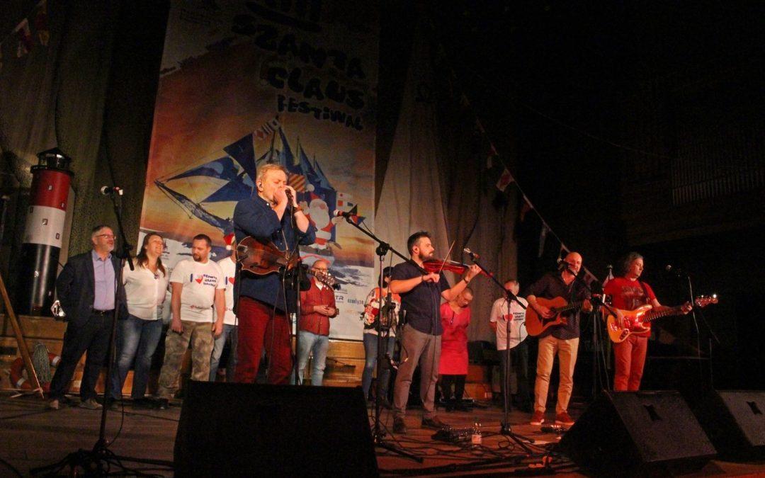 Szanta Claus Festiwal – żeglarski festiwal w środku zimy