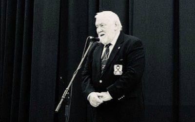 Zbigniew Stosio odszedł na wieczną wachtę