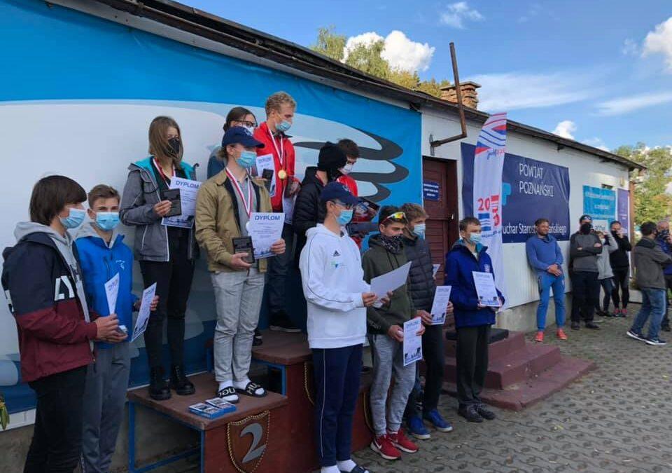 Mistrzostwa Juniorów PZKS; Puchar Jeziora Kierskiego w klasach 2020 oraz Nautica 450 – wyniki